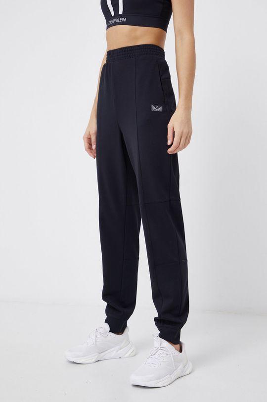 czarny Calvin Klein Performance - Spodnie Damski