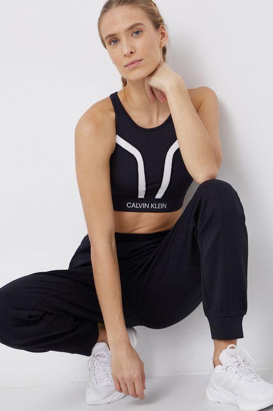 Calvin Klein Performance - Spodnie 3 % Elastan, 23 % Poliamid, 74 % Wiskoza