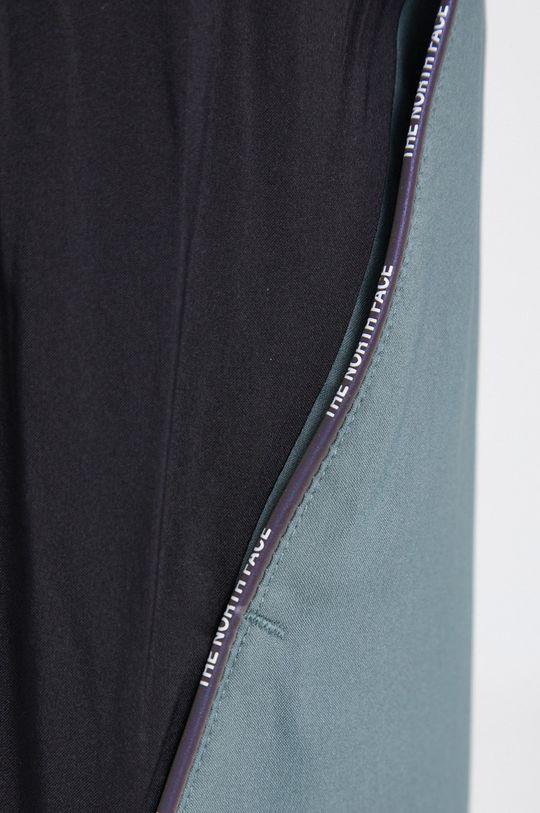brudny zielony The North Face - Spodnie