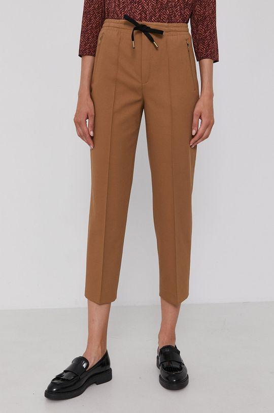 brązowy Drykorn - Spodnie Access Damski