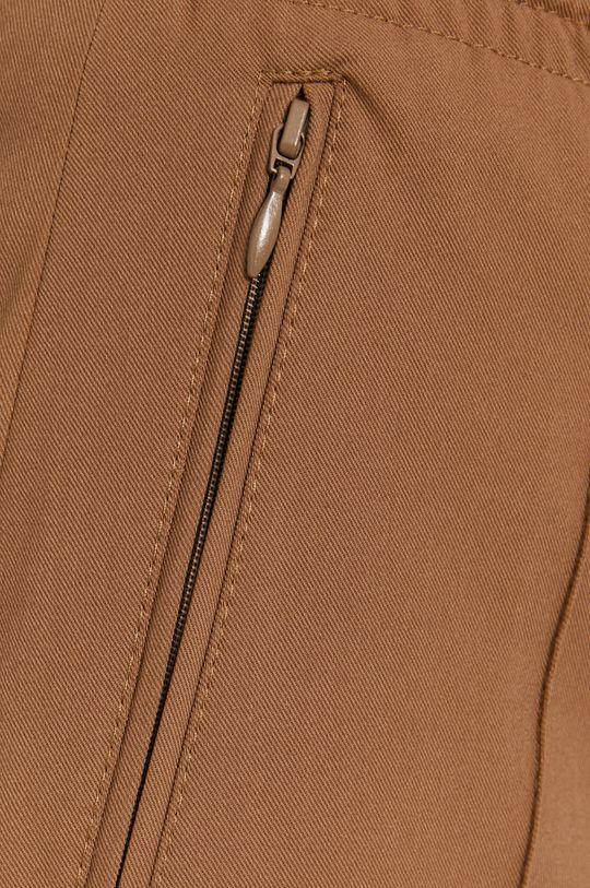 brązowy Drykorn - Spodnie Access
