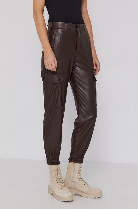 brązowy Drykorn - Spodnie Freight Damski