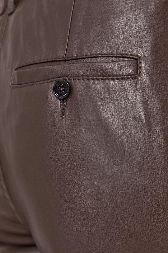 brązowy Drykorn - Spodnie Freight