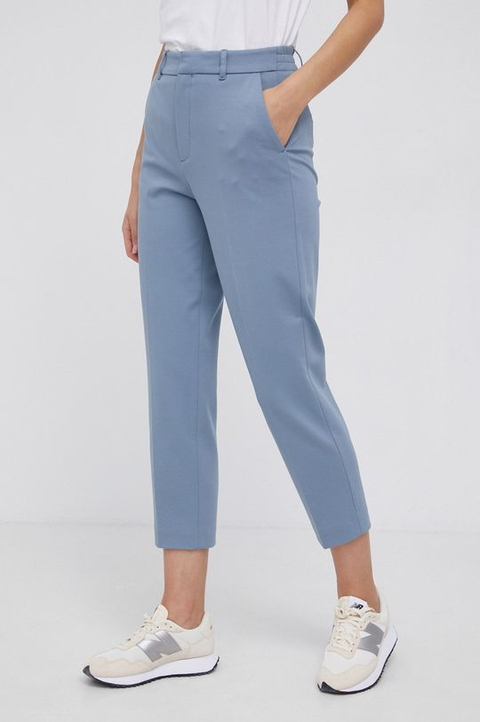 niebieski Drykorn - Spodnie Damski