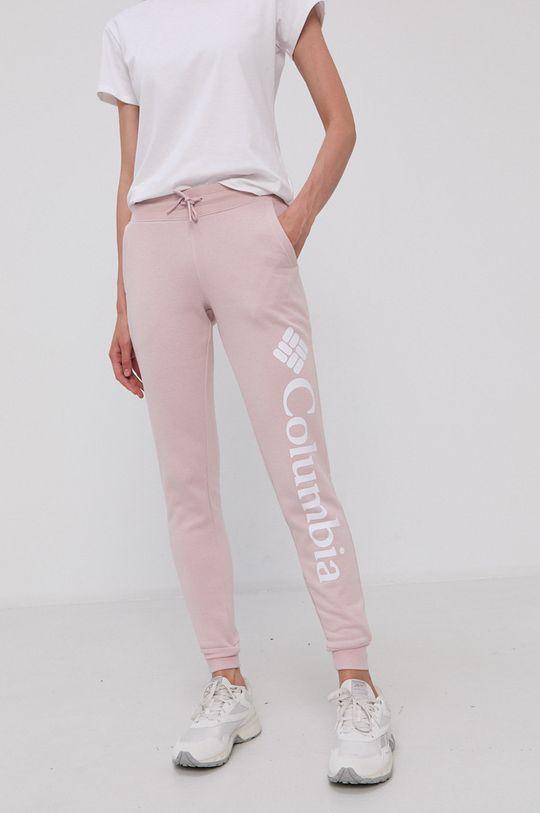 Columbia - Spodnie fiołkowo różowy