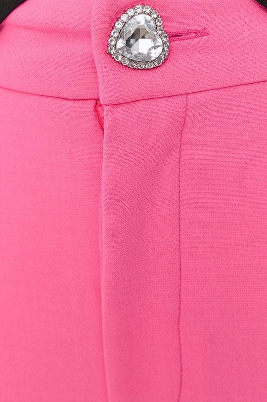 roz ascutit Chiara Ferragni - Pantaloni Uniform