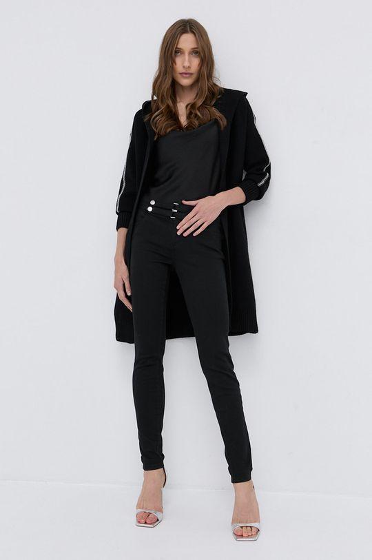Morgan - Spodnie Pacha czarny