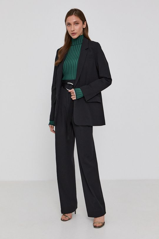 Victoria Victoria Beckham - Kalhoty černá