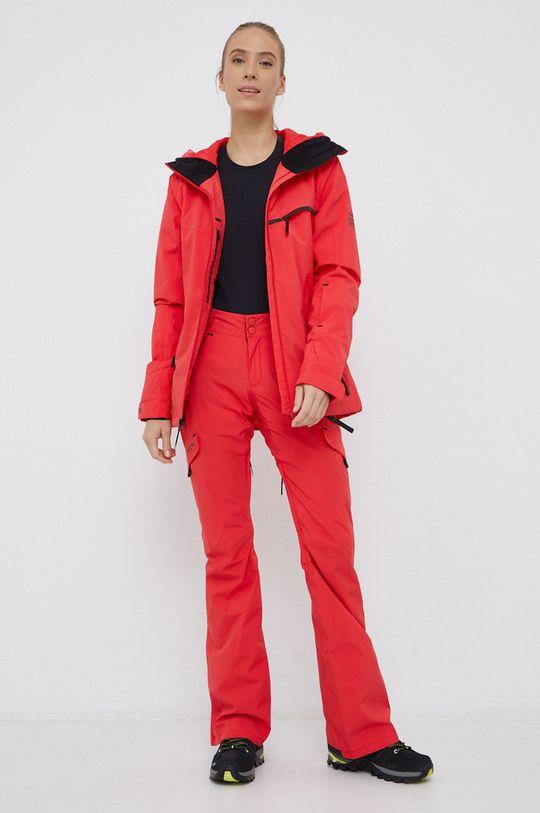 Billabong - Spodnie czerwony