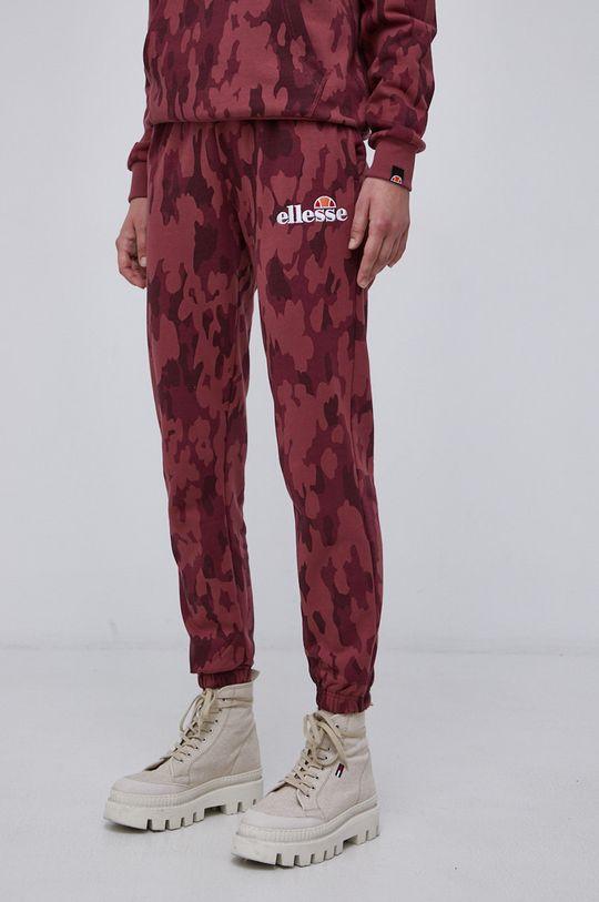 Ellesse - Spodnie ciemny fioletowy