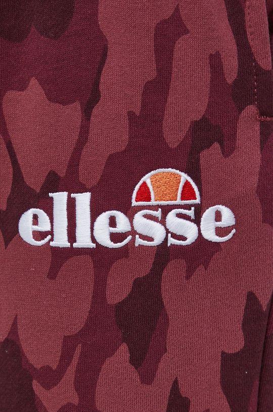ciemny fioletowy Ellesse - Spodnie