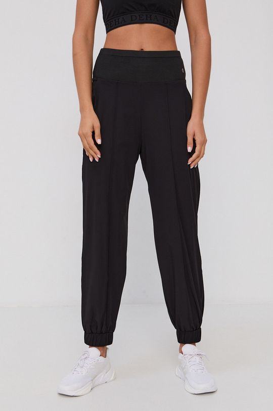 negru Deha - Pantaloni De femei