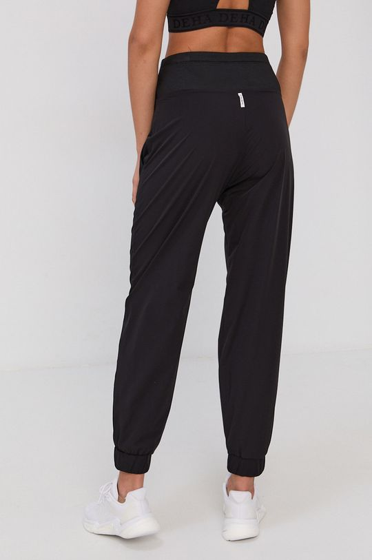 Deha - Pantaloni  Captuseala: 100% Viscoza Materialul de baza: 12% Elastan, 88% Poliamida Banda elastica: 8% Elastan, 4% Poliuretan, 88% Viscoza
