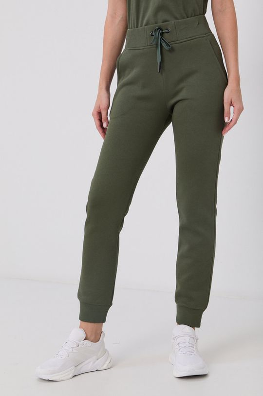 verde maro Peak Performance - Pantaloni De femei