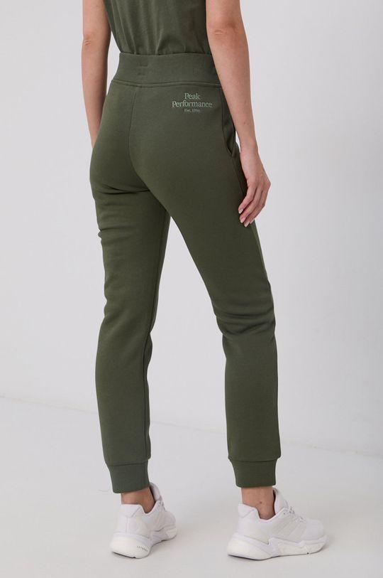 Peak Performance - Pantaloni  78% Bumbac, 22% Poliester