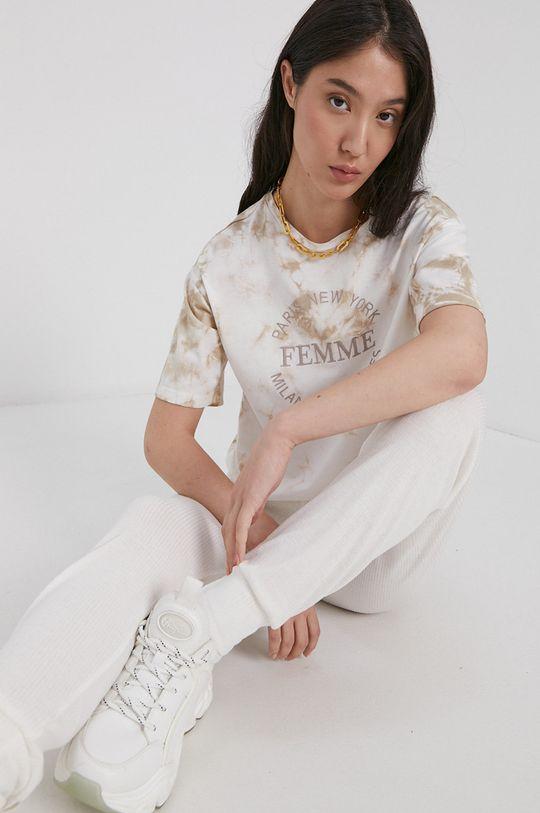 biały Brave Soul - Spodnie