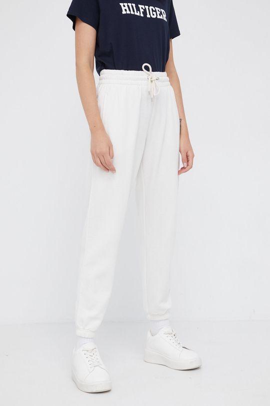 biały GAP - Spodnie Damski