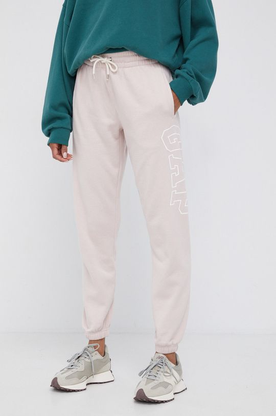 GAP - Spodnie różowy