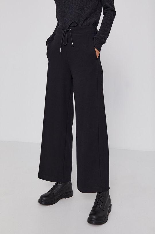 negru United Colors of Benetton - Pantaloni De femei