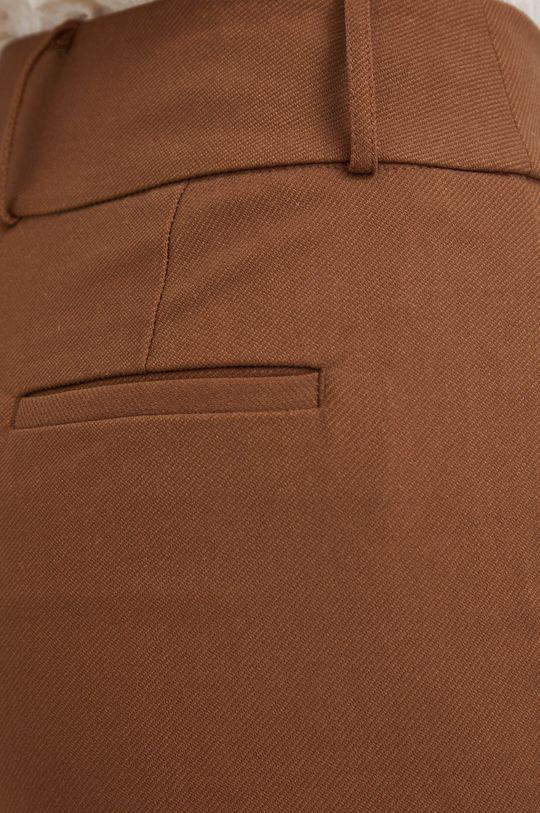 brązowy United Colors of Benetton - Spodnie