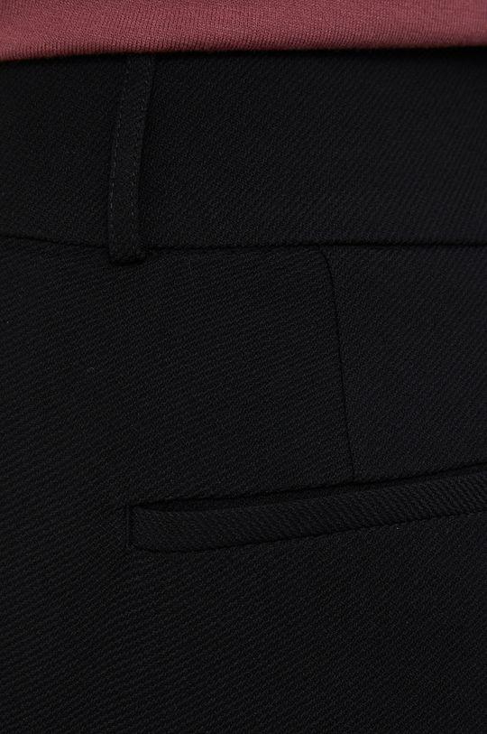černá United Colors of Benetton - Kalhoty