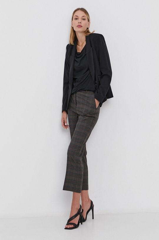 Sisley - Spodnie szary