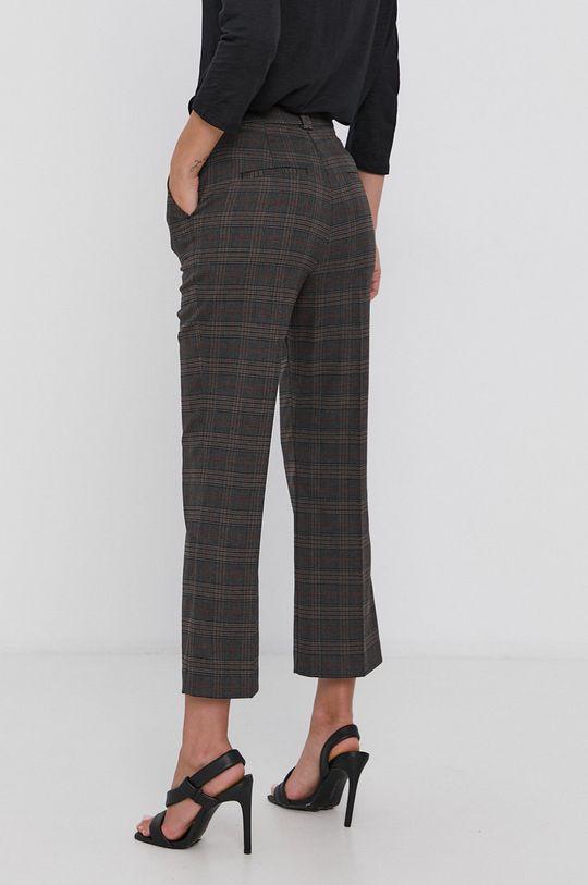 Sisley - Spodnie 2 % Elastan, 64 % Poliester, 34 % Wiskoza