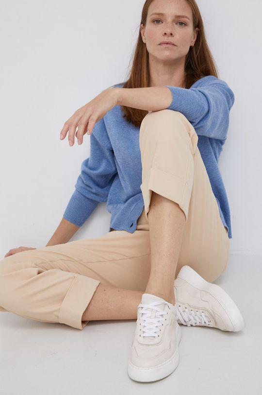 Sisley - Kalhoty tělová