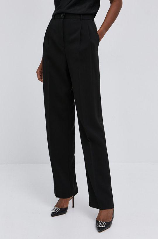 Tory Burch - Kalhoty černá