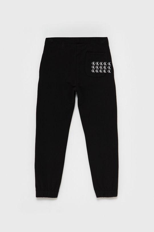 Calvin Klein Jeans - Spodnie dziecięce czarny