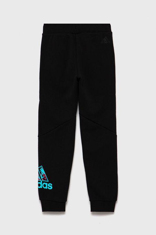 adidas Performance - Spodnie dziecięce czarny