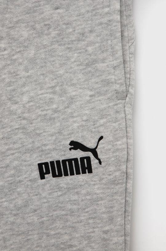 Puma - Spodnie dziecięce Materiał zasadniczy: 66 % Bawełna, 34 % Poliester, Podszewka kieszeni: 100 % Bawełna, Ściągacz: 98 % Bawełna, 2 % Elastan