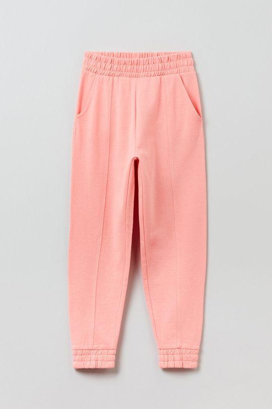 ροζ OVS - Παιδικό παντελόνι Για κορίτσια