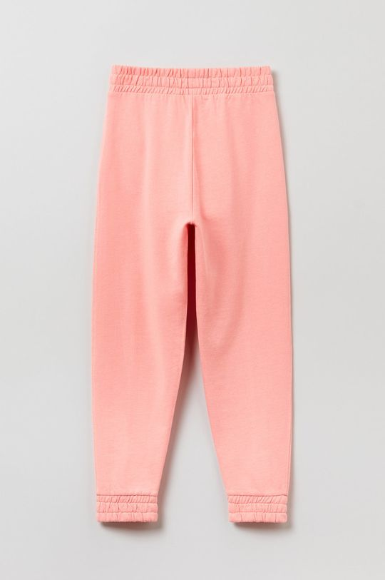 OVS - Παιδικό παντελόνι ροζ