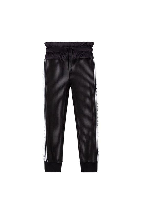 negru Dkny - Pantaloni copii De fete