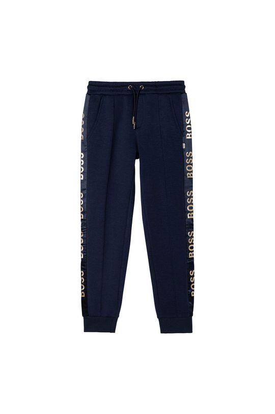 bleumarin Boss - Pantaloni copii De fete