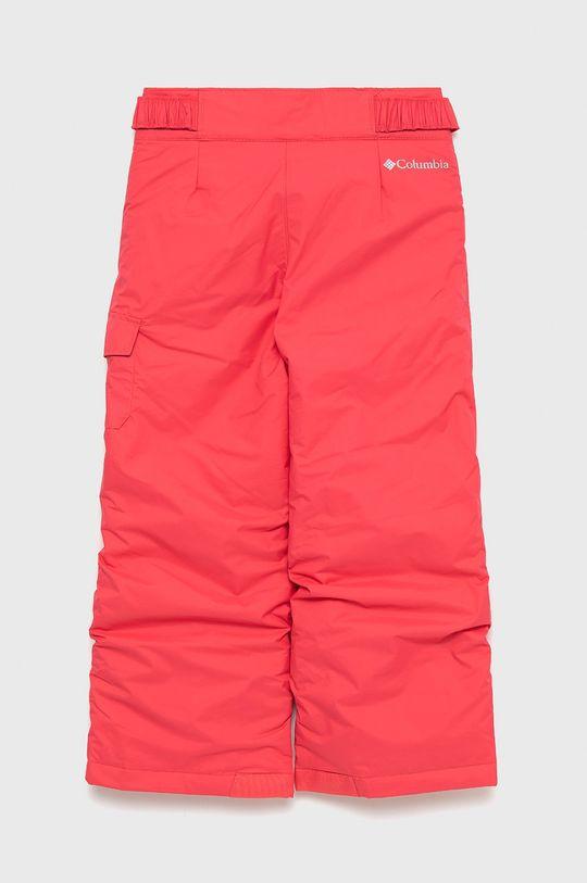 Columbia - Spodnie dziecięce ostry różowy