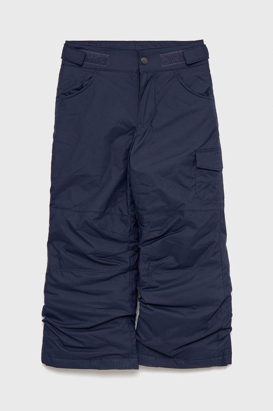 granatowy Columbia - Spodnie dziecięce Dziewczęcy