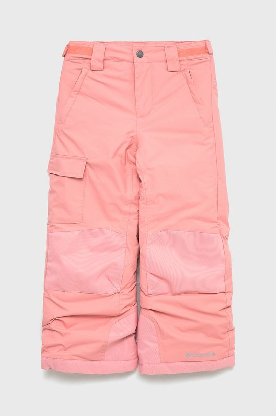 różowy Columbia - Spodnie dziecięce Dziewczęcy