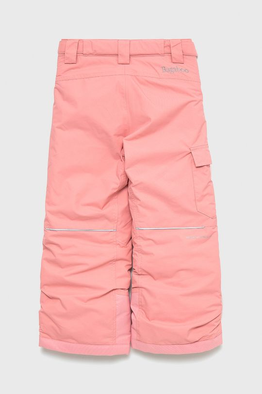 Columbia - Spodnie dziecięce różowy