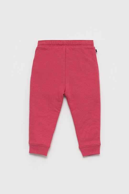 GAP - Spodnie dziecięce x Disney różowy