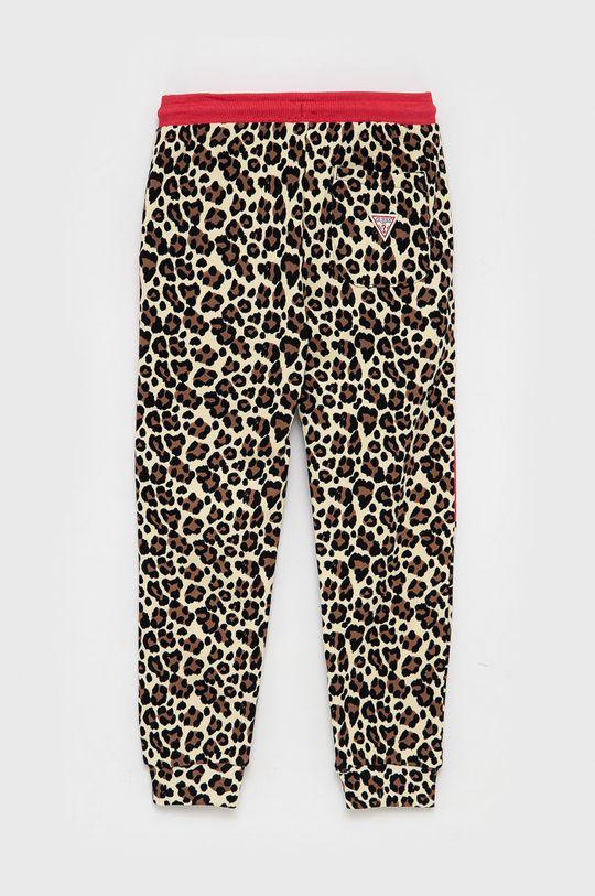 Guess - Dětské kalhoty vícebarevná