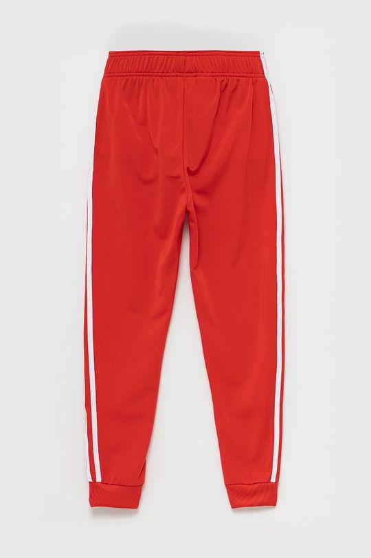 adidas Originals - Spodnie dziecięce czerwony