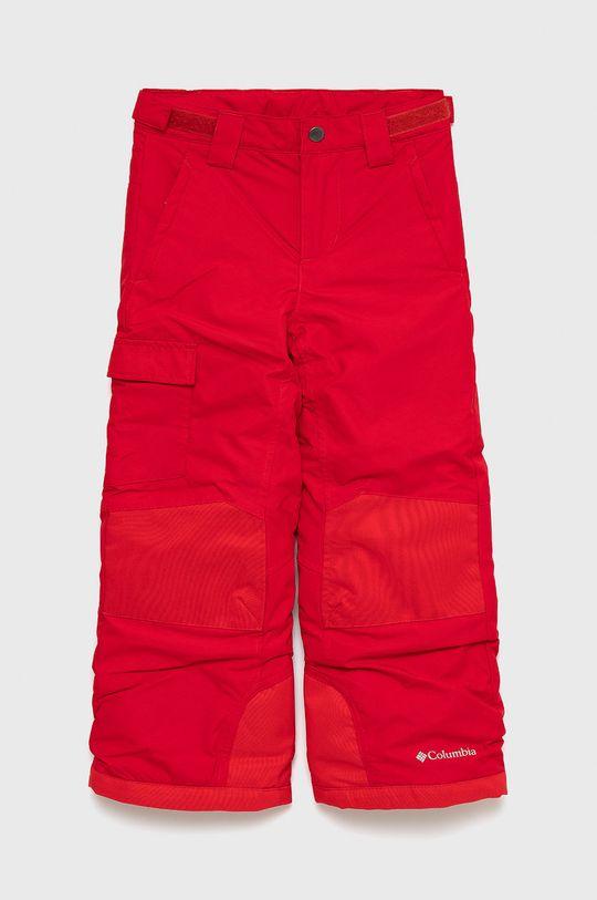 czerwony Columbia - Spodnie dziecięce Dziecięcy