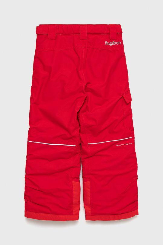 Columbia - Spodnie dziecięce czerwony