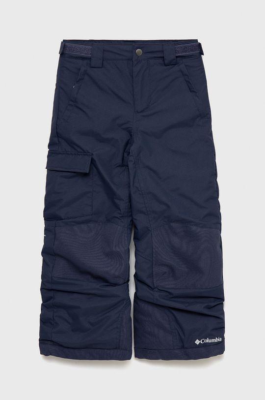granatowy Columbia - Spodnie dziecięce Dziecięcy