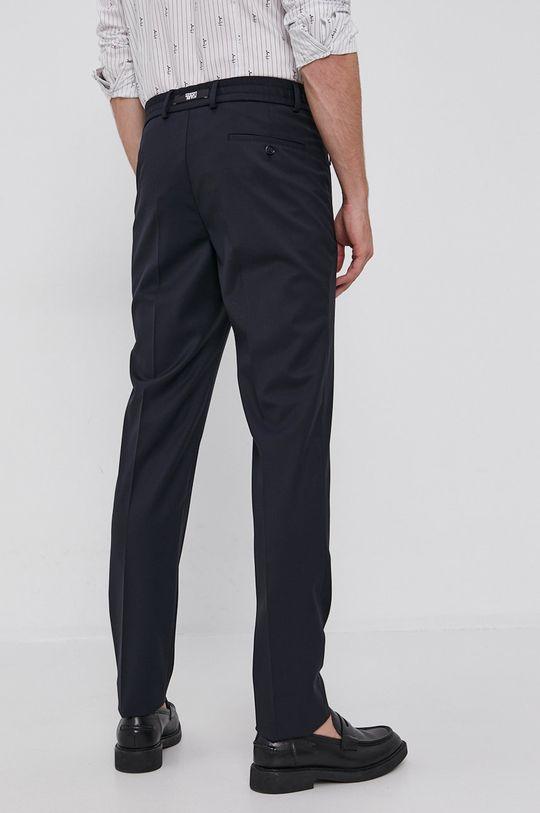 Karl Lagerfeld - Spodnie Materiał zasadniczy: 2 % Elastan, 98 % Wełna dziewicza, Podszewka 1: 35 % Bawełna, 65 % Poliester, Podszewka 2: 100 % Wiskoza