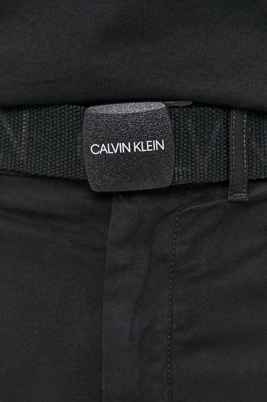 czarny Calvin Klein - Spodnie