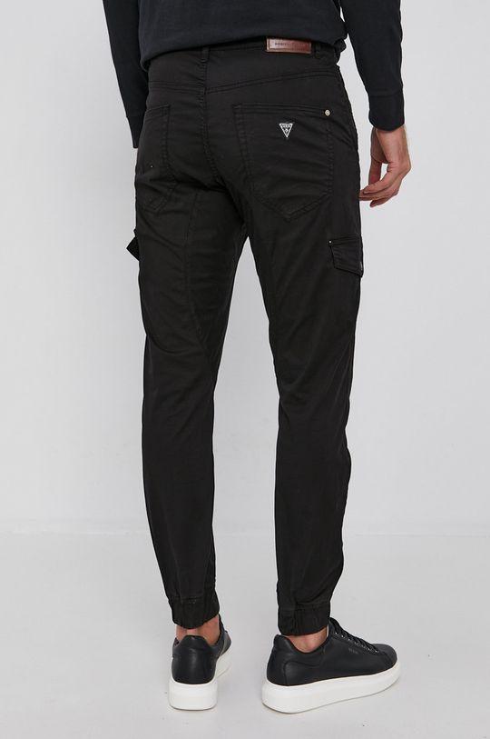 Guess - Spodnie 97 % Bawełna, 3 % Elastan