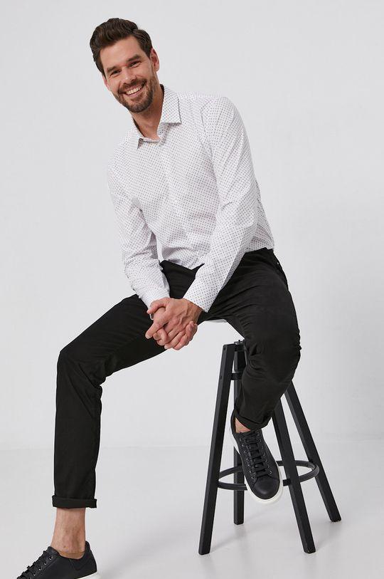 Guess - Kalhoty černá